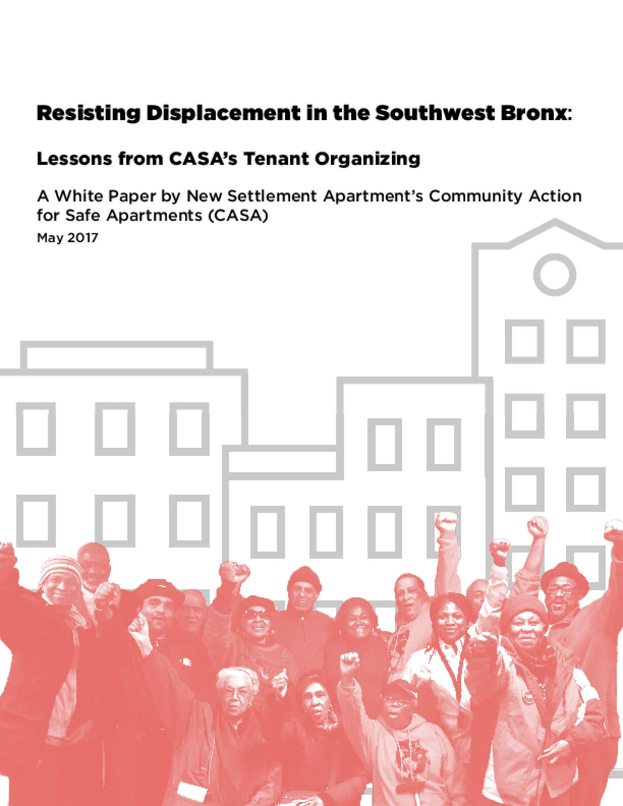 Resisting Displacement in the Southwest Bronx: Lessons from CASA's Tenant Organizing
