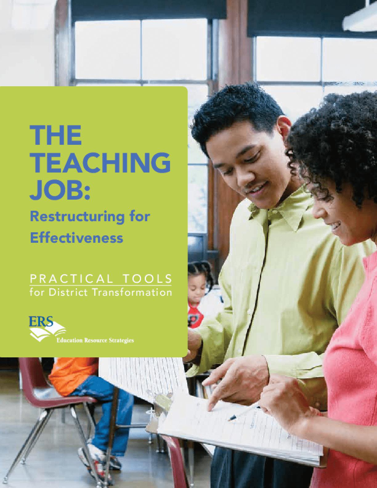 The Teaching Job
