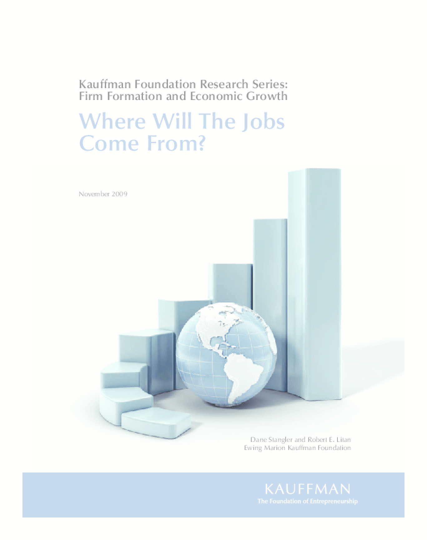 Where Will the Jobs Come From?