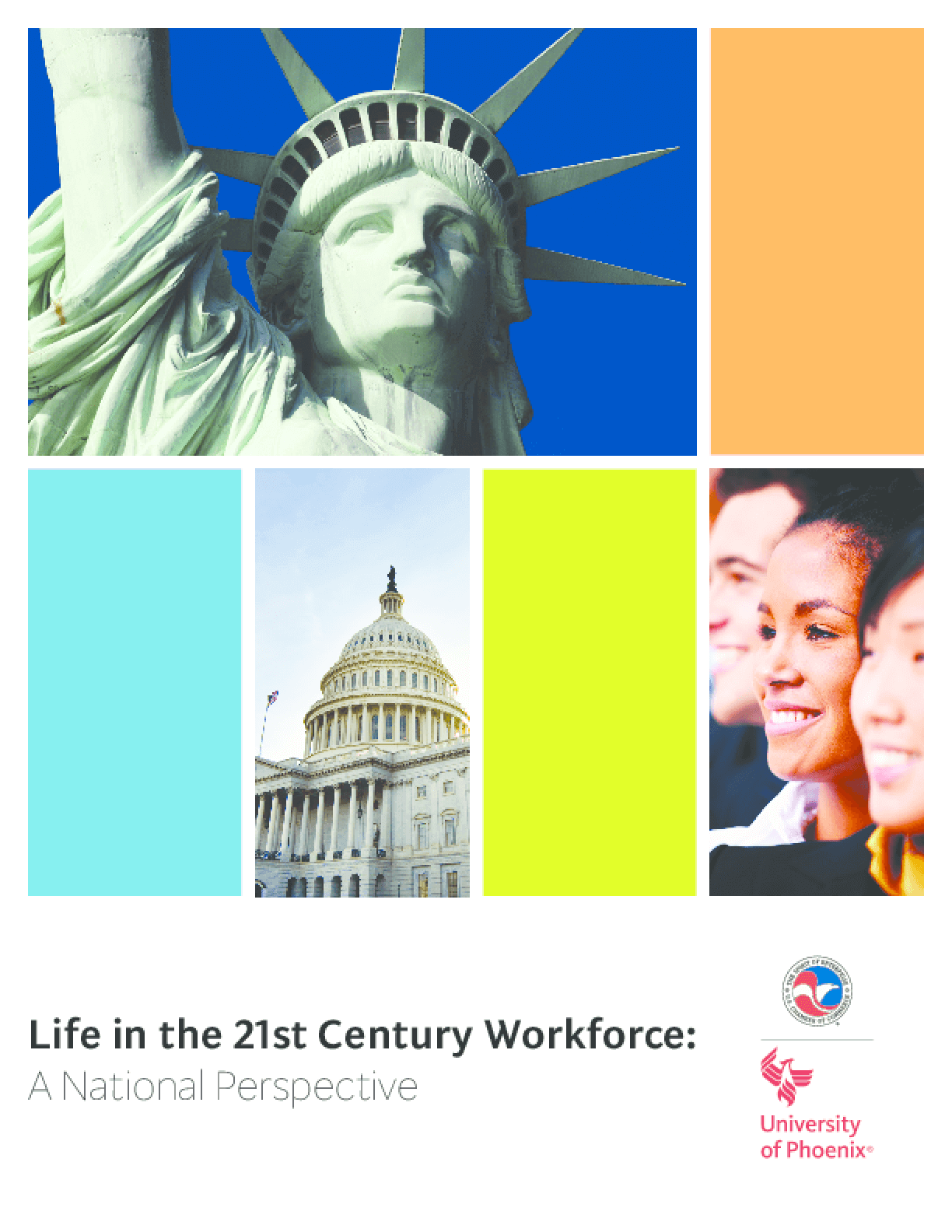 Life in the 21st Century Workforce: A National Perspective