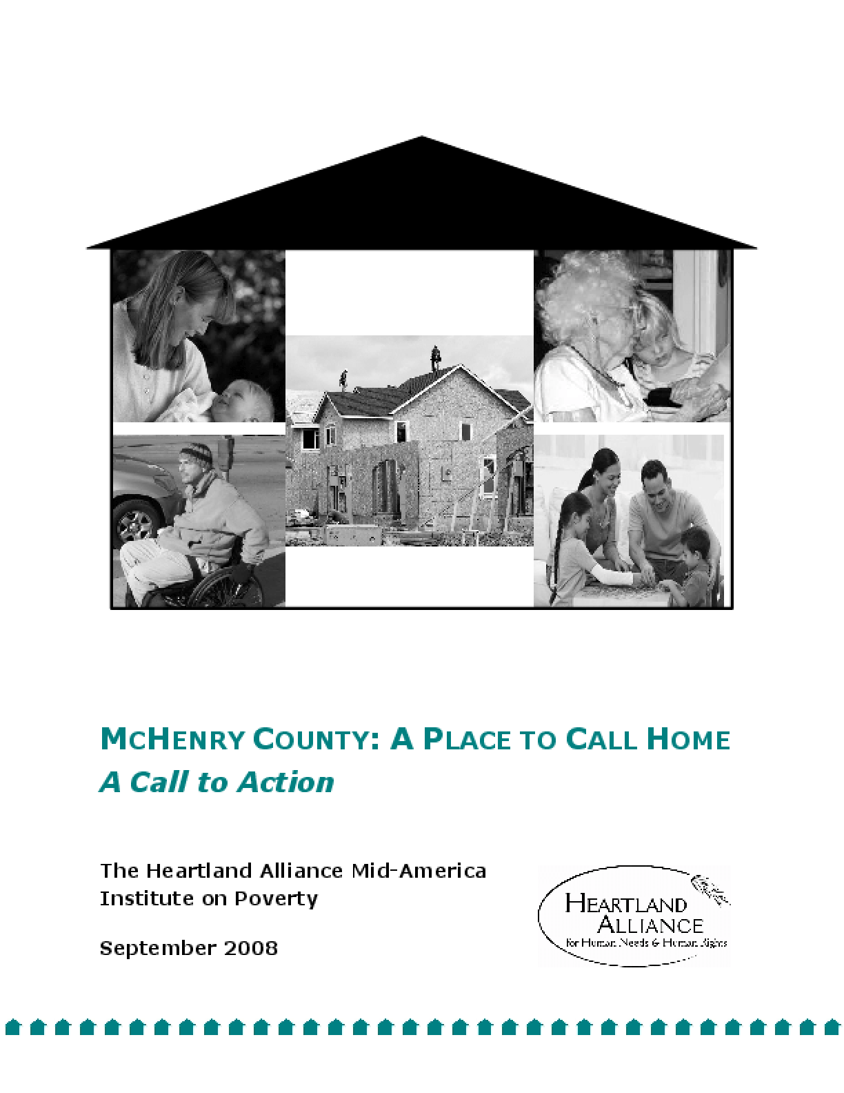 McHenry County: A Place to Call Home - Affordable Housing Needs Assessment