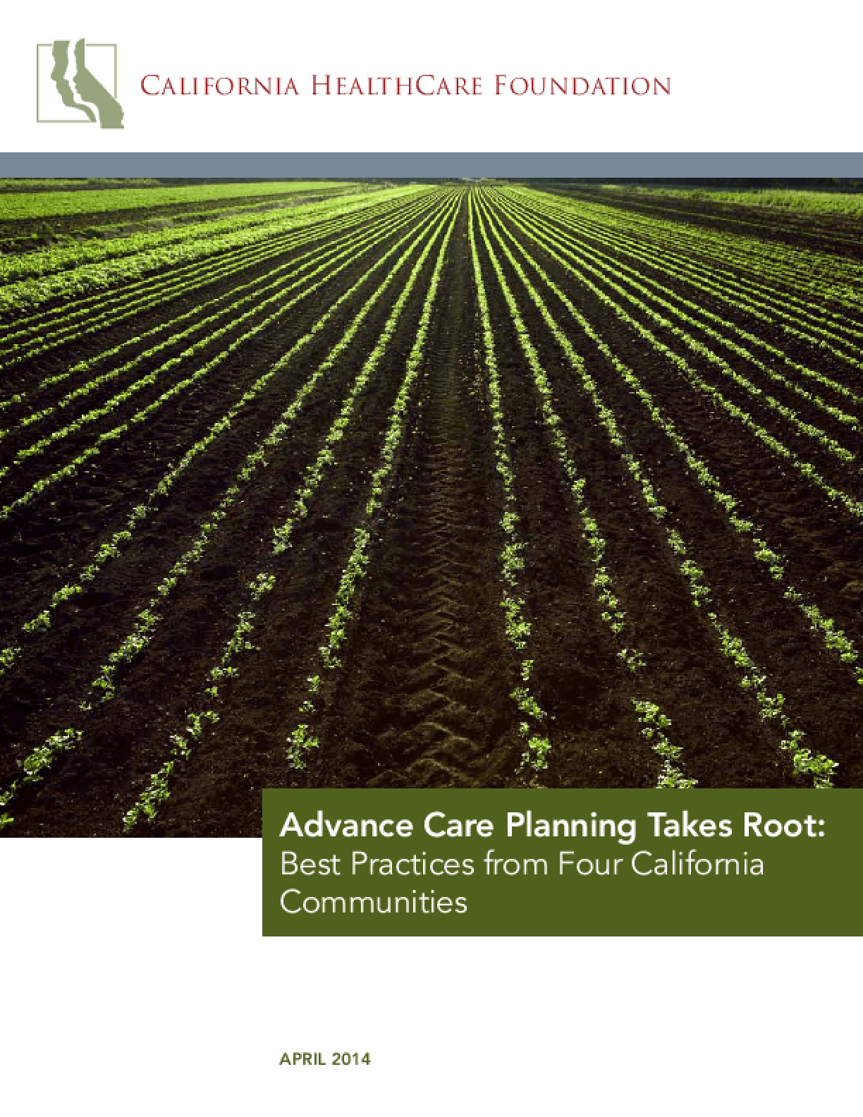 Advance Care Planning Takes Root: Best Practices from Four California Communities