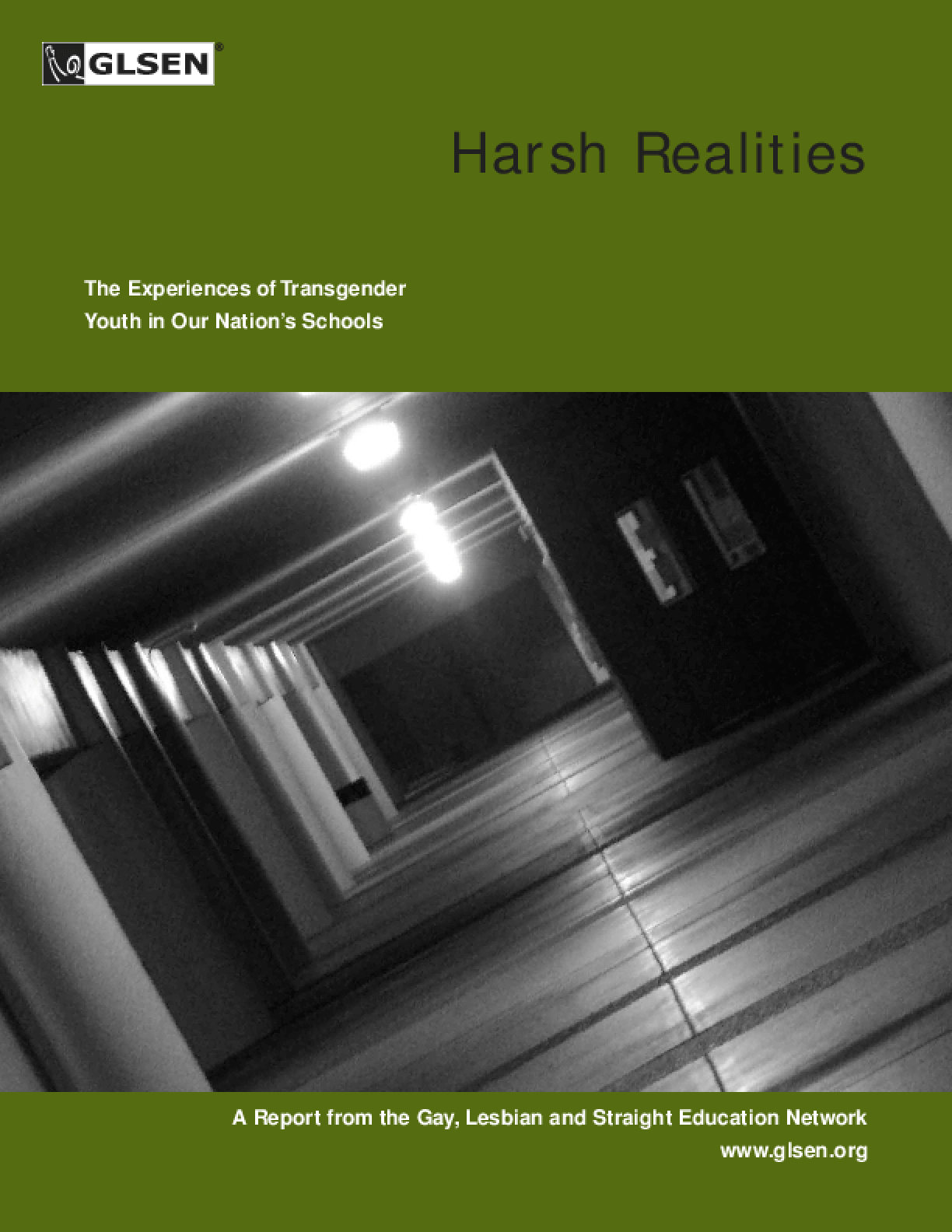 Harsh Realities: The Experiences of Transgender Youth in Our Nation's Schools