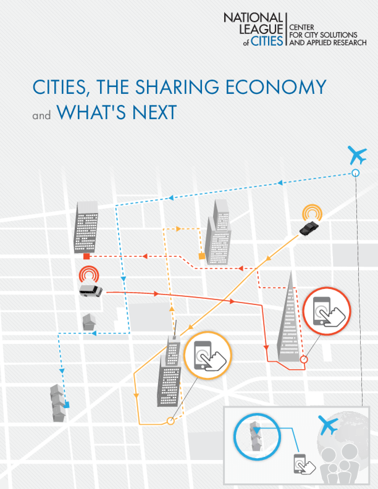 Cities, The Sharing Economy and What's Next