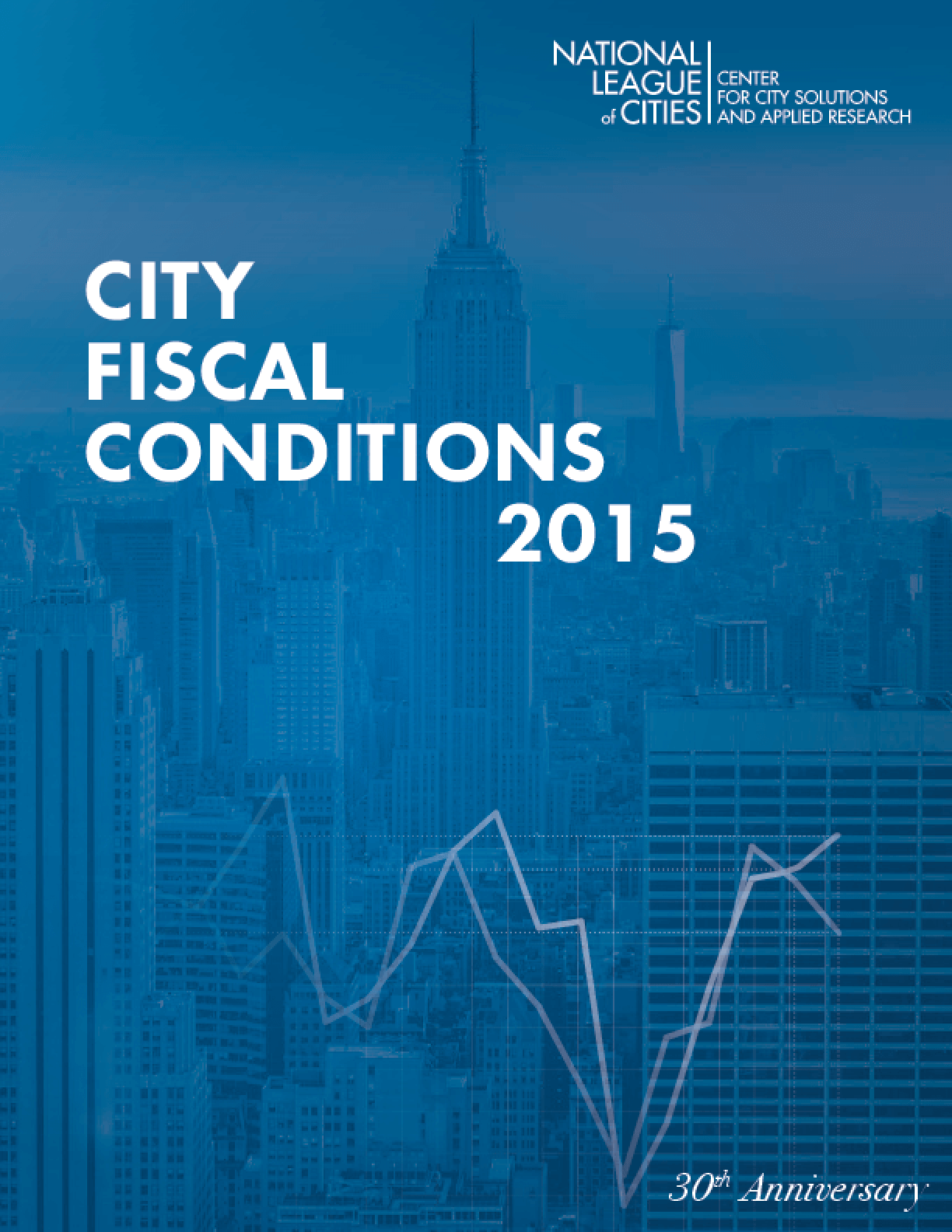 City Fiscal Conditions 2015: 30th Anniversary