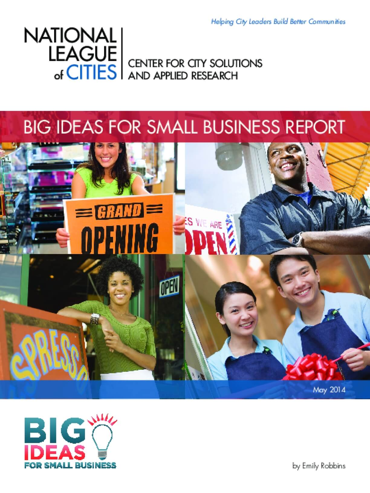 Big Ideas for Small Business Report