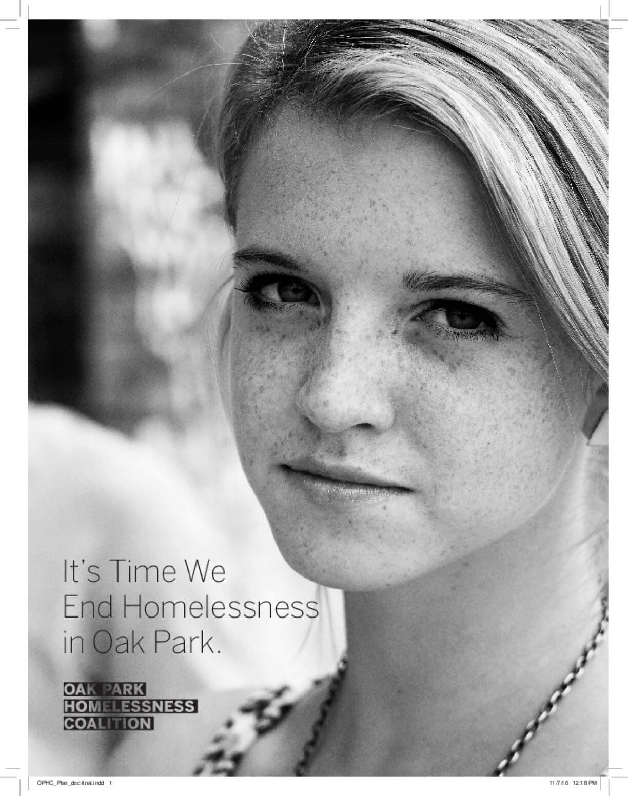 It's Time We End Homelessness in Oak Park