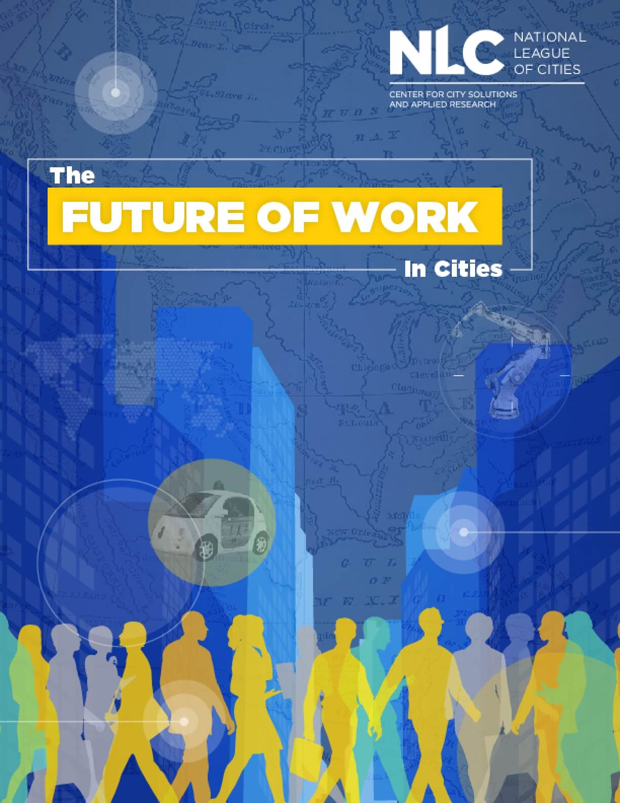 The Future of Work In Cities
