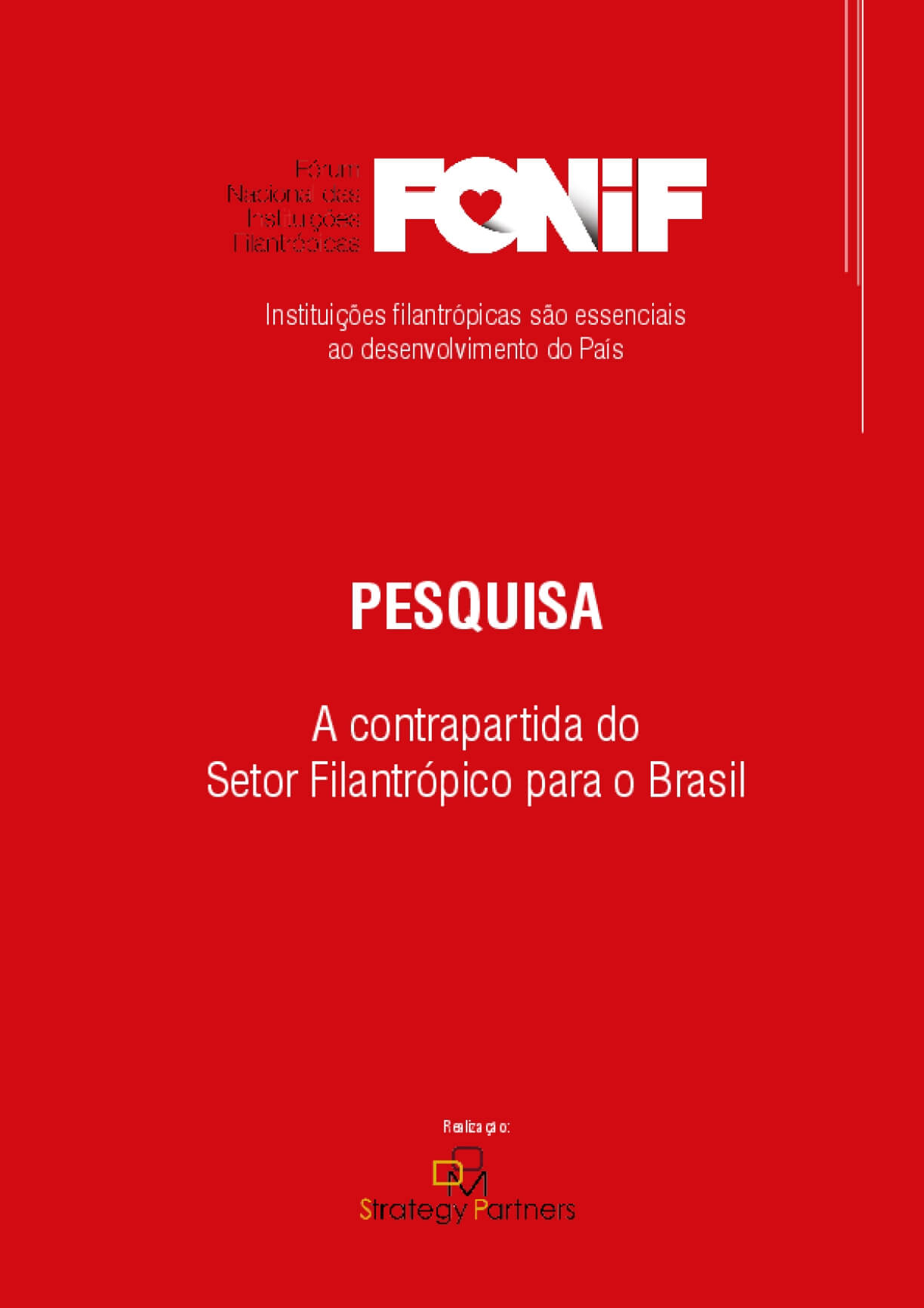 A contrapartida do Setor Filantrópico para o Brasil http://www.participa.br/articles/public/
