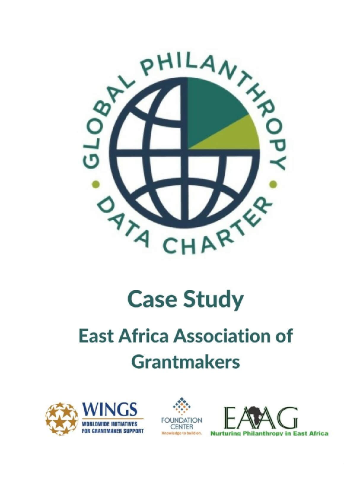 Global Philanthropy Data Charter - East Africa Association of Grantmakers Case Study