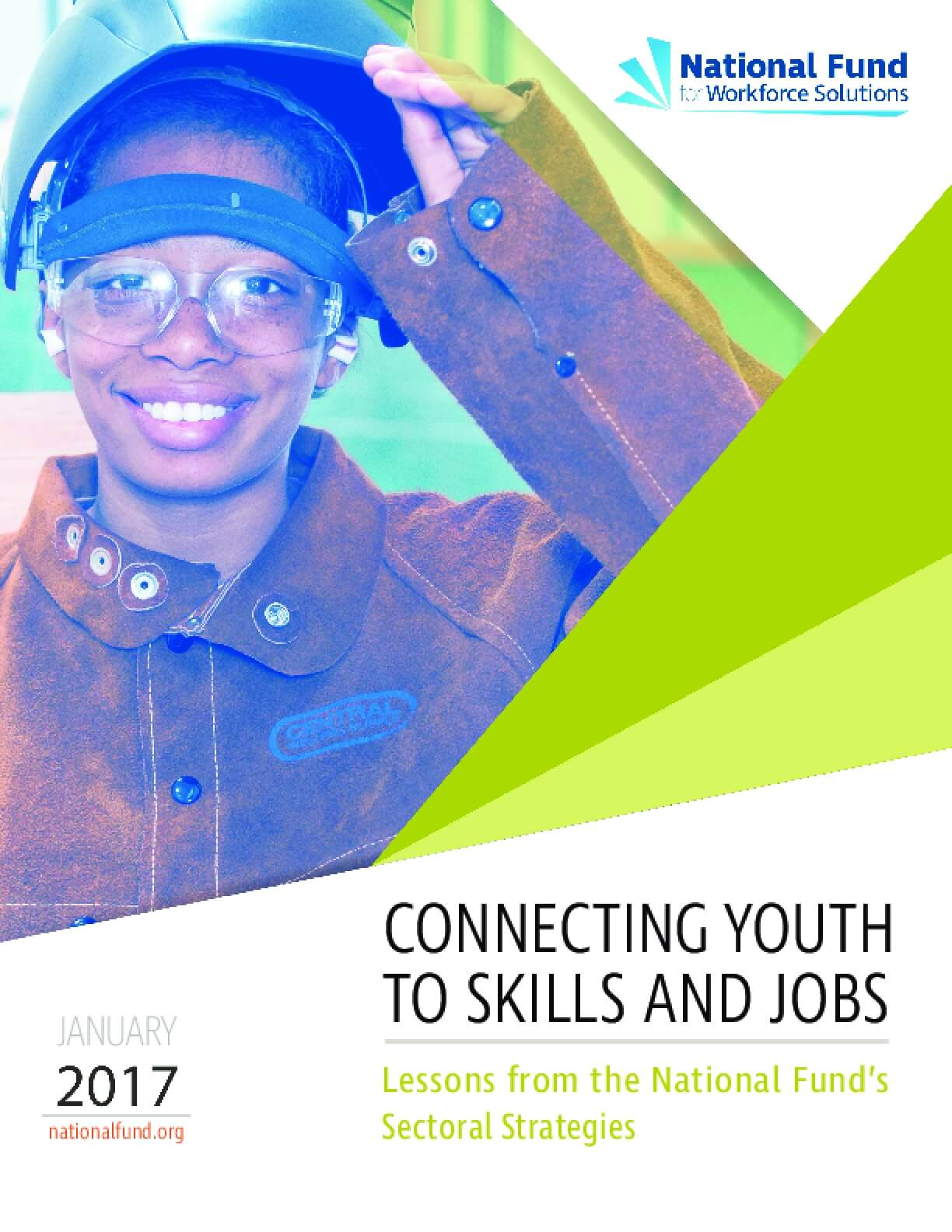 Connecting Young Adults to Skills and Jobs