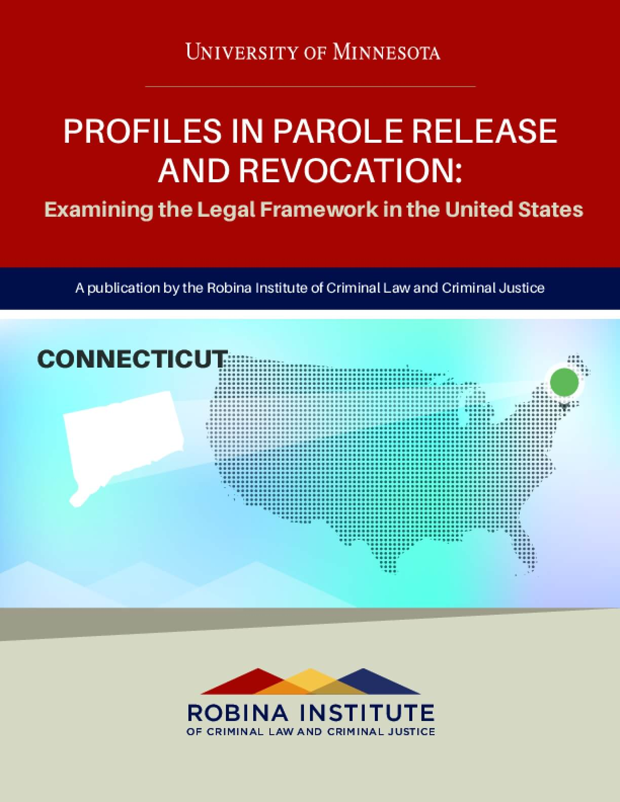 Profiles in Parole Release and Revocation Connecticut