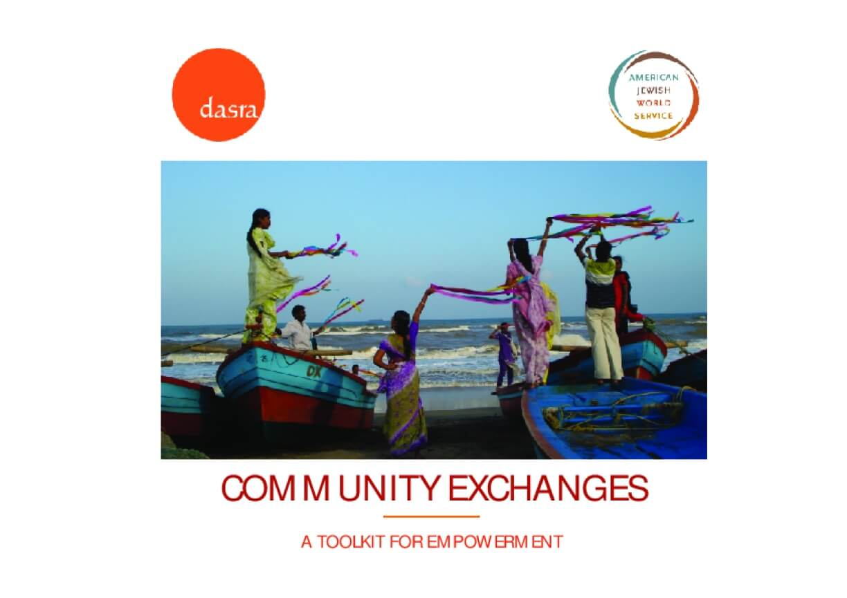 Community Exchanges:  A Toolkit for Empowerment