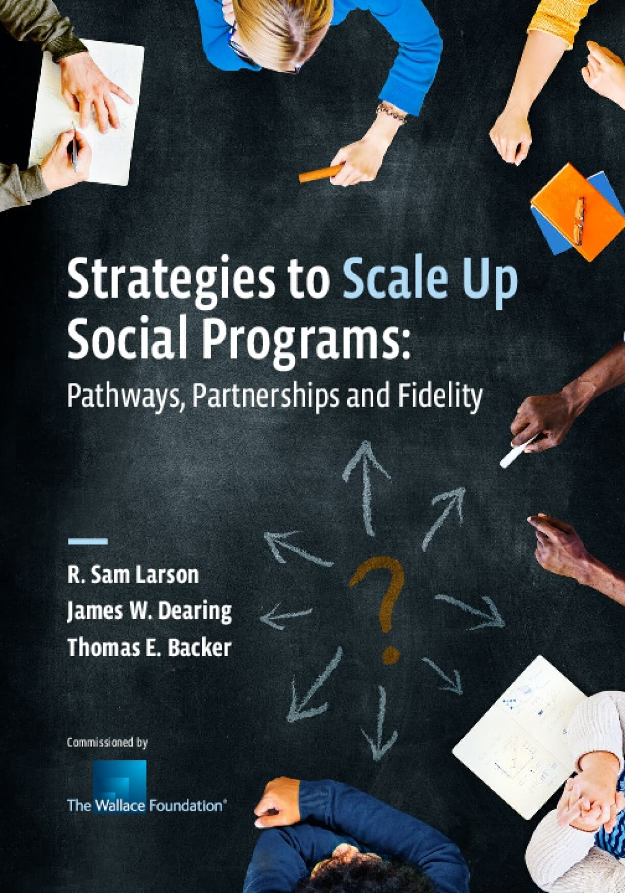 Strategies to Scale Up Social Programs: Pathways, Partnerships and Fidelity