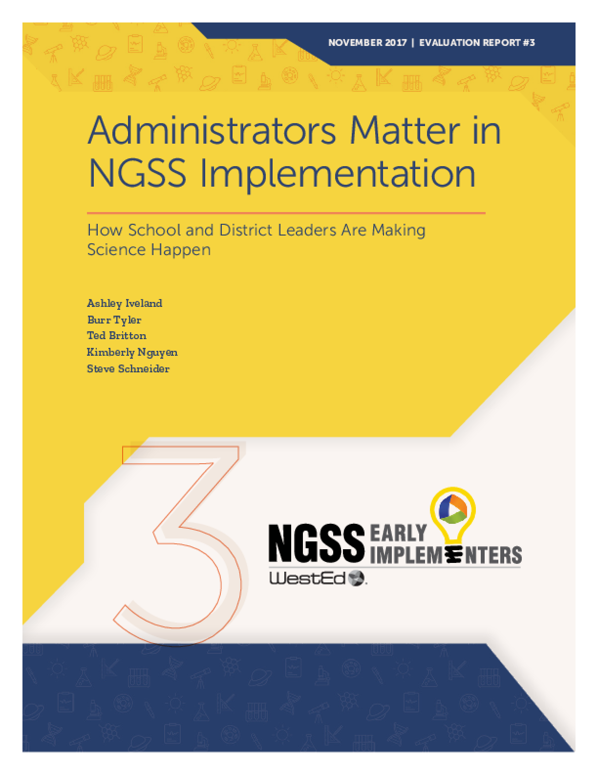 Administrators?Matter in NGSS?Implementation: How School and District Leaders Are Making Science?Happen