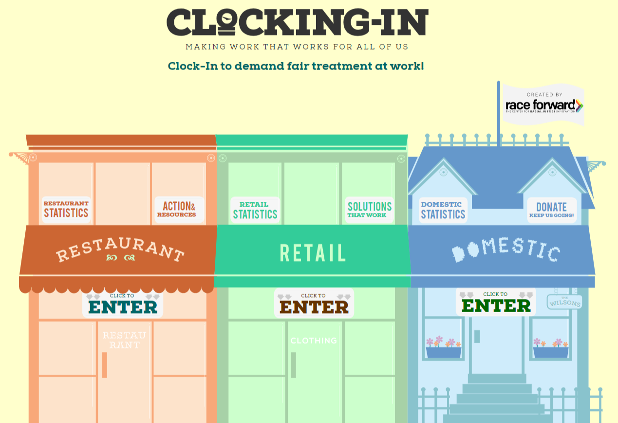 Clocking In: Making Work That Works for All of Us