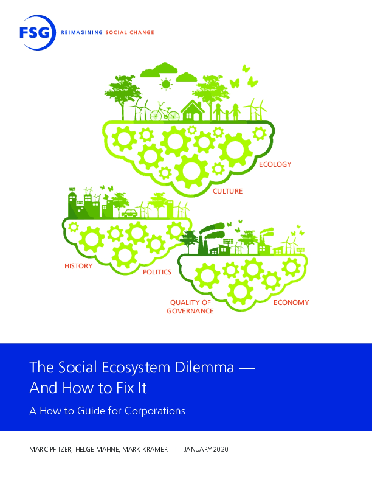 The Social Ecosystem Dilemma⁠ -- And How to Fix It