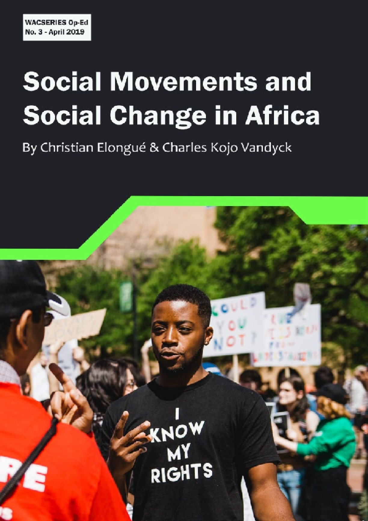 Social Movements and Social change in Africa