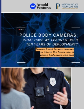 Police Body Cameras: What Have We Learned Over Ten Years of Deployment?