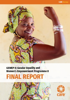 GEWEP II: Gender Equality and Women's Empowerment Programme II Final Report